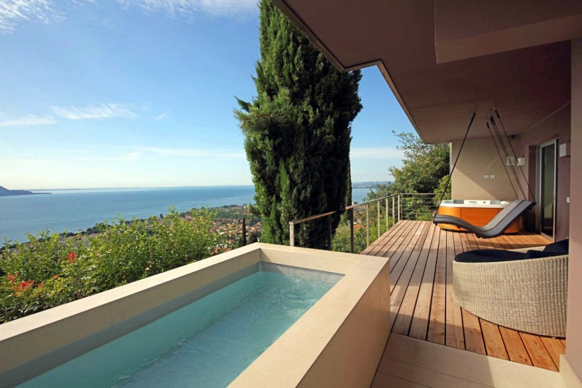 Villa for rent at Lake Garda 17
