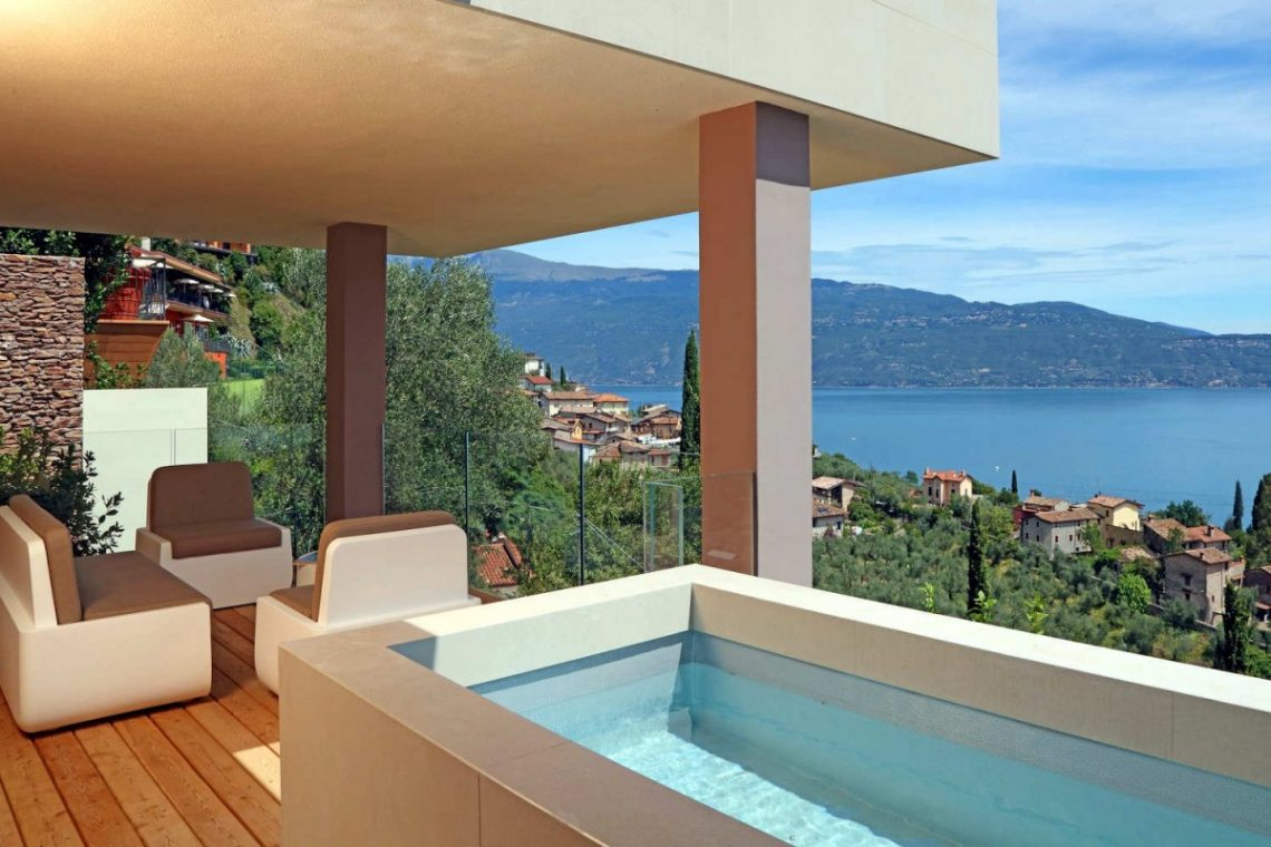 Villa for rent at Lake Garda 18