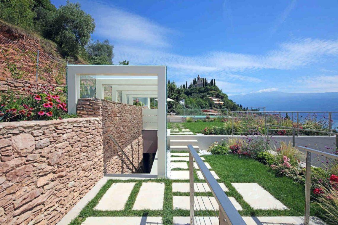 Villa for rent at Lake Garda 19