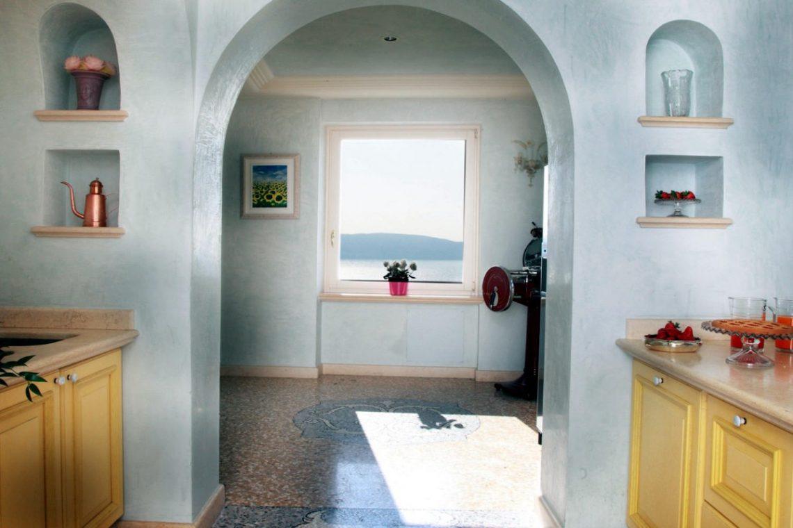 Villa Storica Lago di Garda in Affitto 17