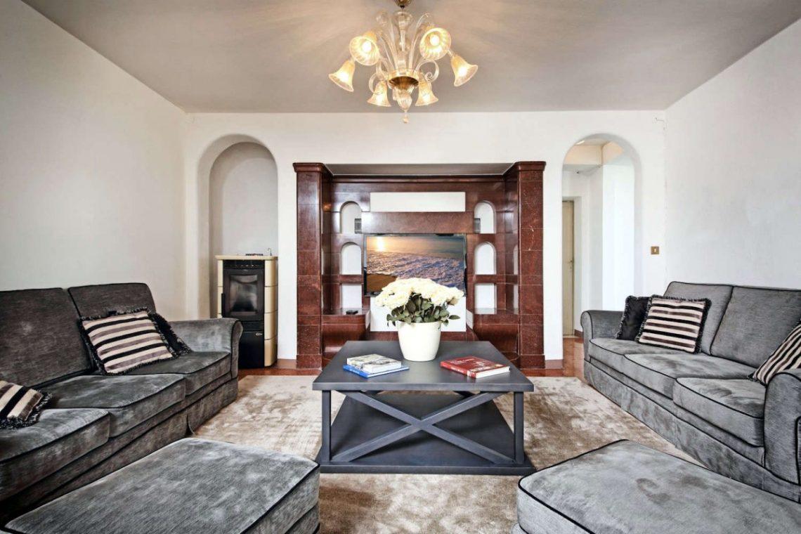 Historic Villa Lake Garda for Rent 19