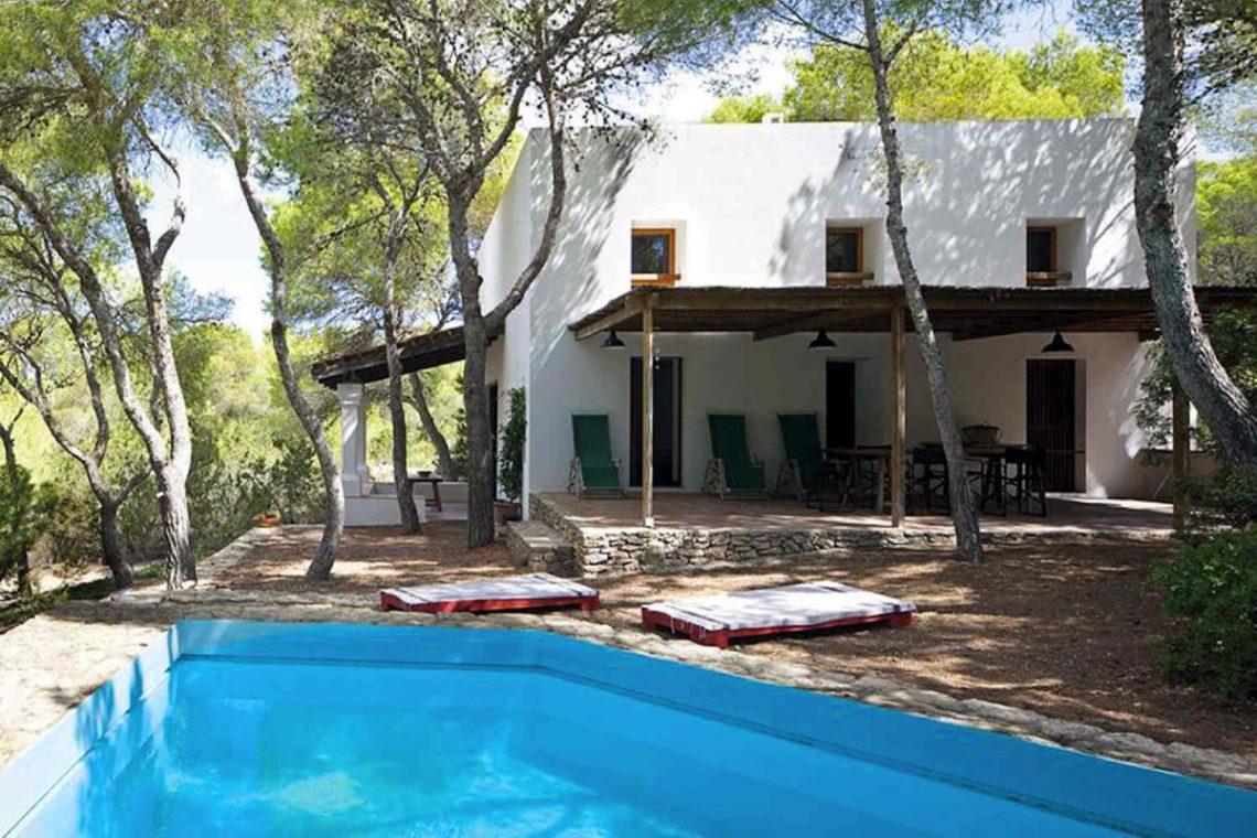 Villa in Formentera for rent 02