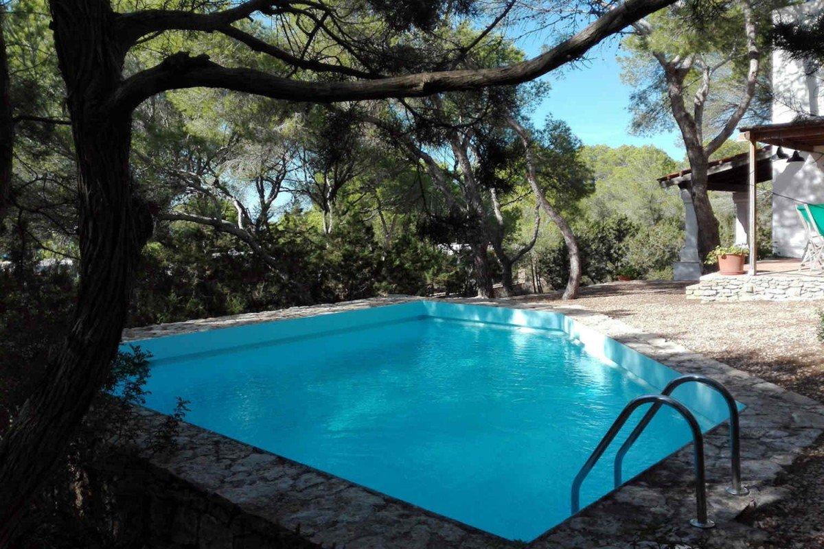 Villa in Formentera for rent direct access to sea