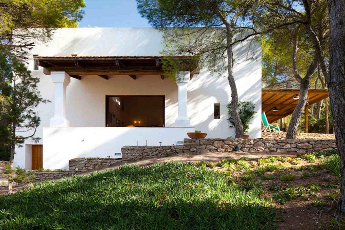 Villa in Formentera for rent 04