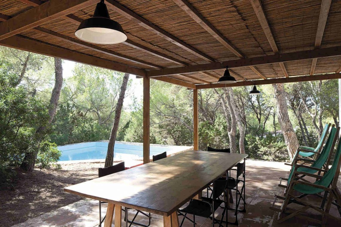 Villa in Formentera for rent 06
