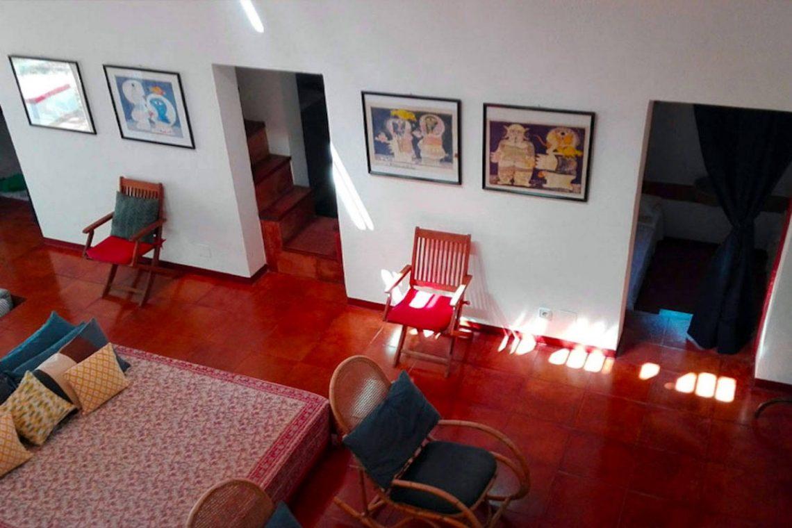 Villa in Formentera for rent 10