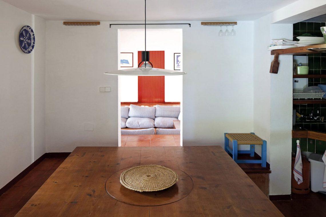 Villa in Formentera for rent 11