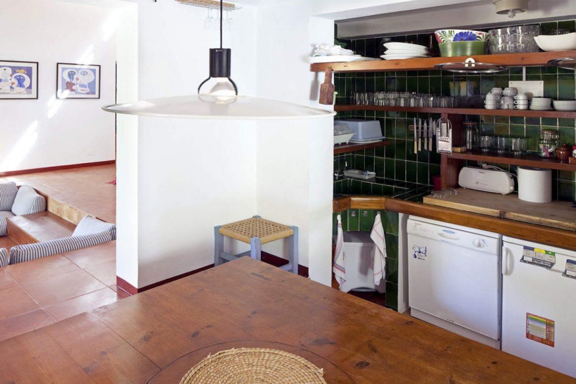 Villa in Formentera for rent 12