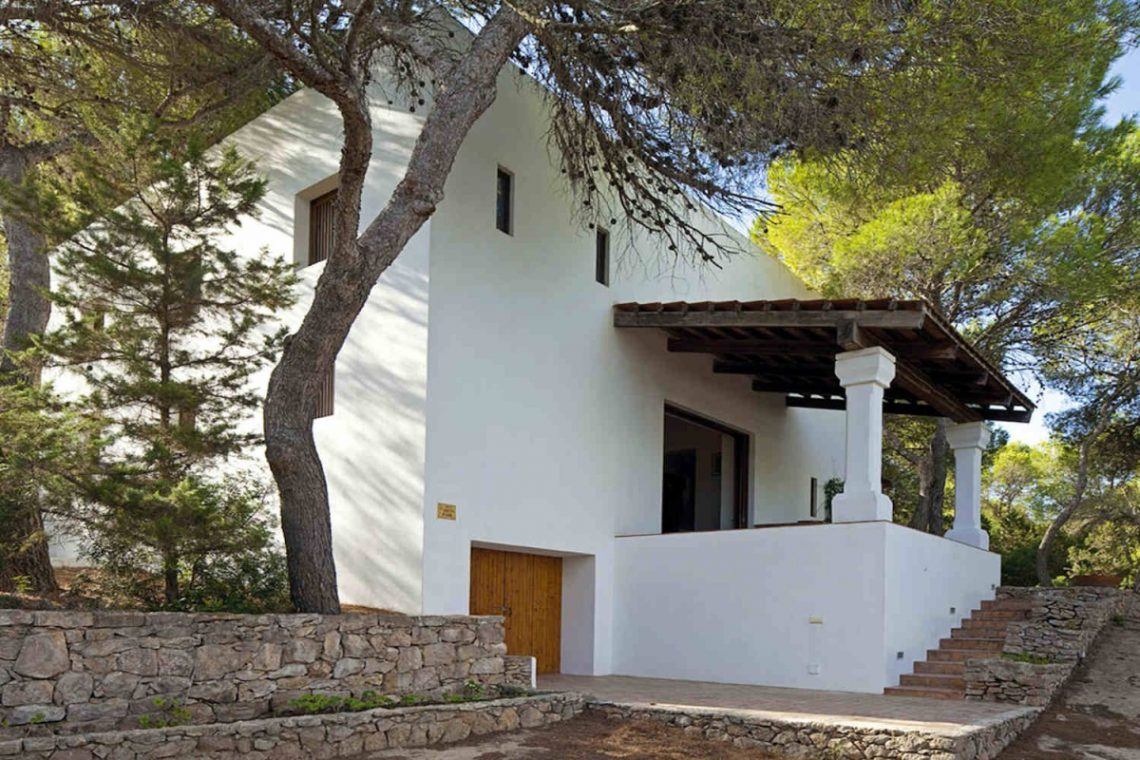 Villa in Formentera for rent 21