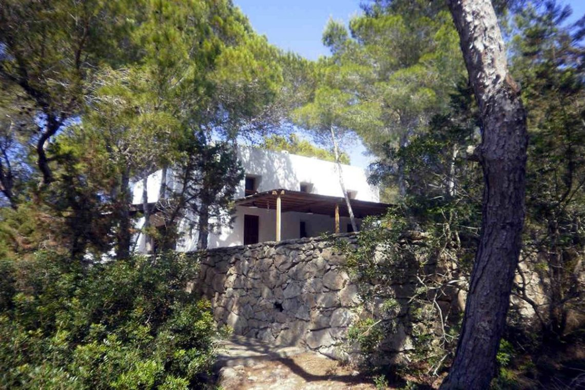Villa in Formentera for rent 22