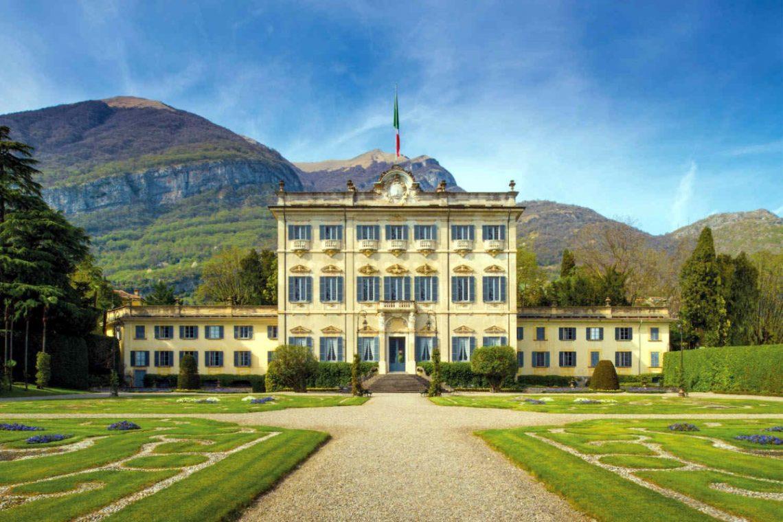 Historical Villa Lake Como 02