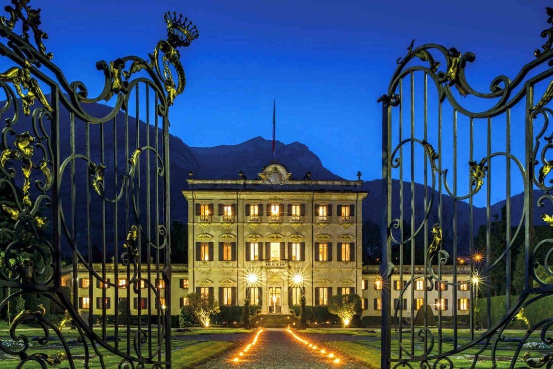 Historical Villa Lake Como 03
