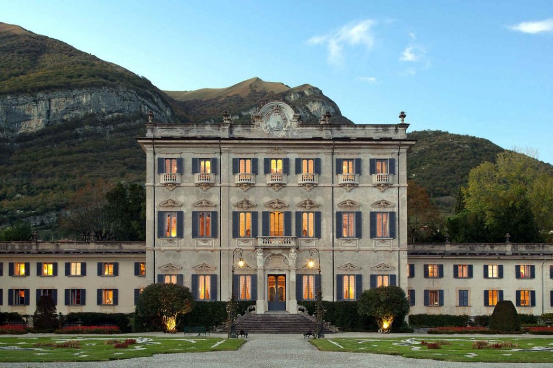 Historical Villa Lake Como 04