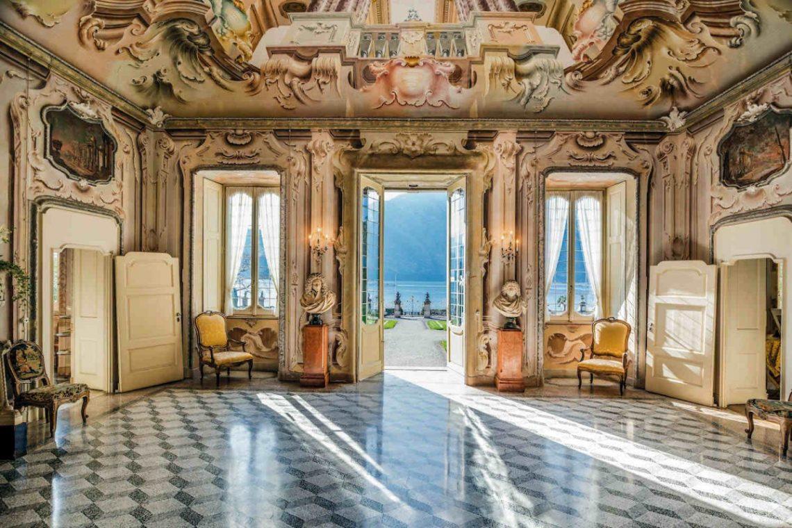 Historical Villa Lake Como 07