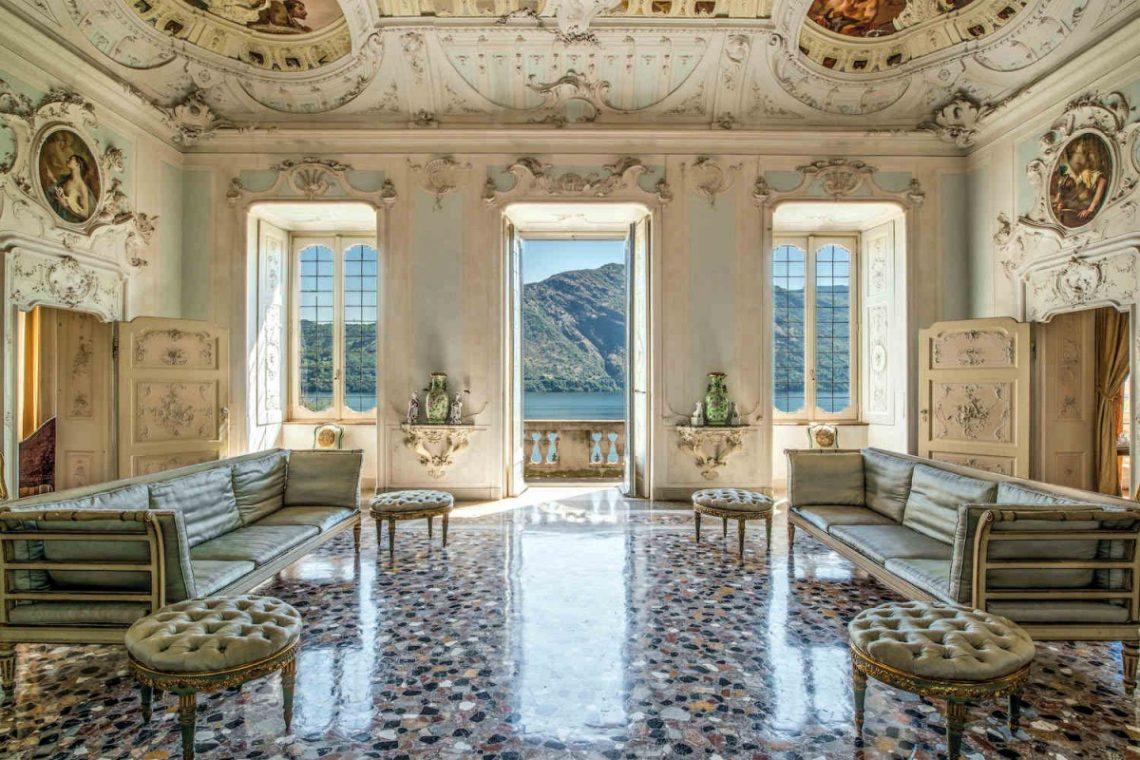 Historical Villa Lake Como 10