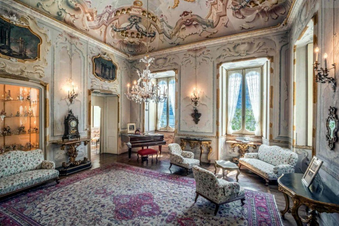 Historical Villa Lake Como 15