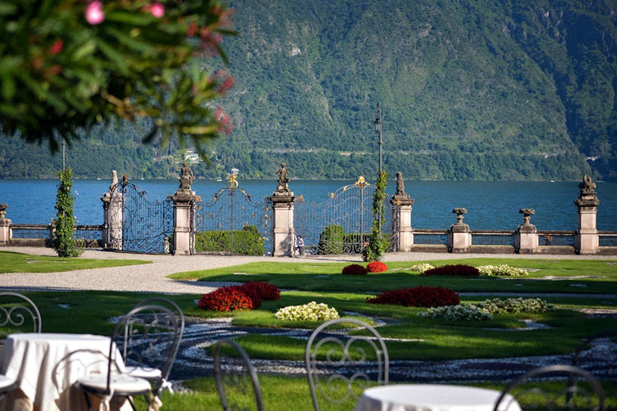 Lakefront Historic Villa Lake Como for rent with pool - 41