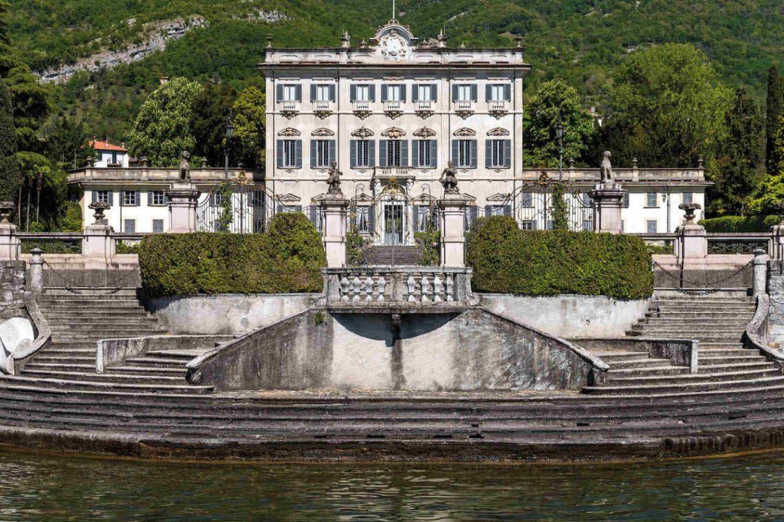 Historical Villa Lake Como 44