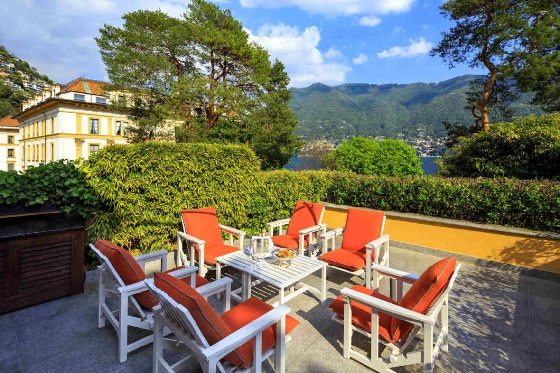 Historic Villa Lake Como rent 02