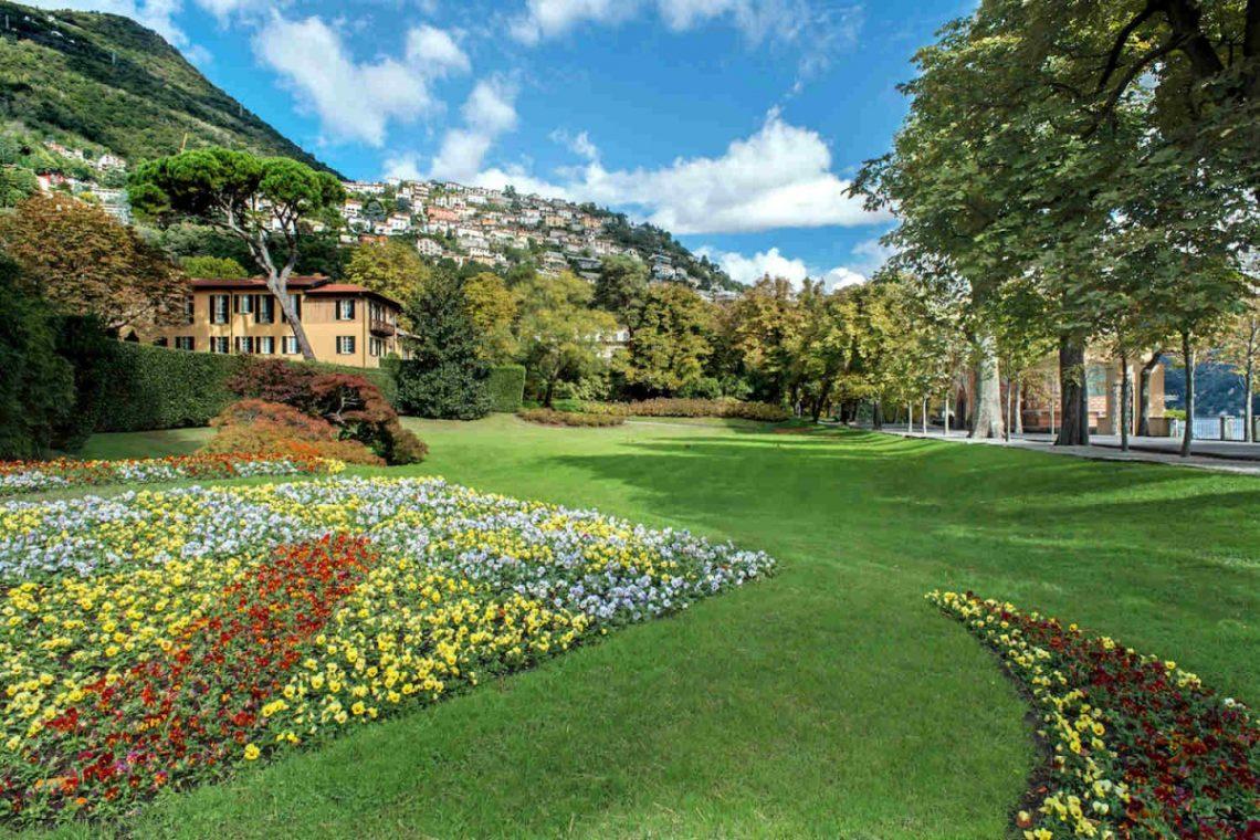 Historical Villa Lake Como rent 02