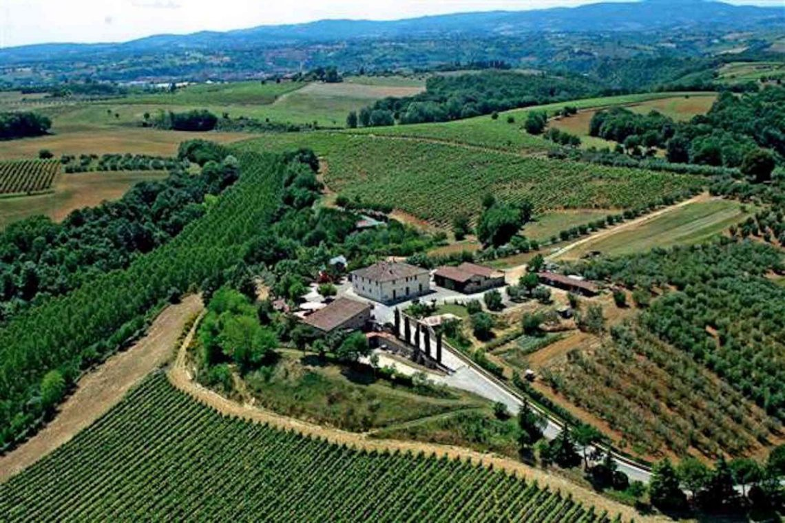 Tuscan Winery for Sale 01