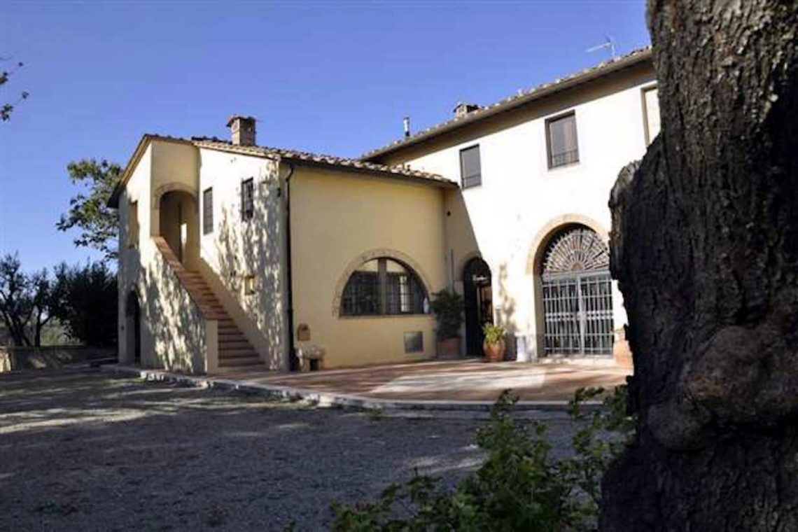 Tuscan Winery for Sale 11