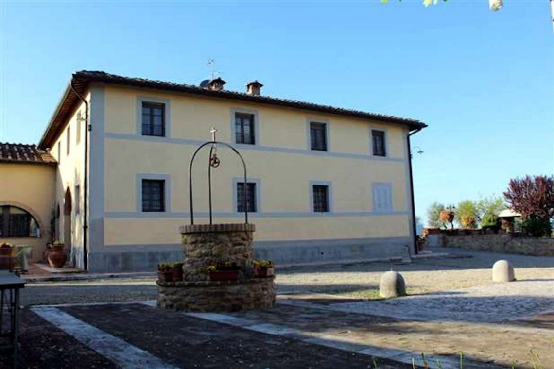 Tuscan Winery for Sale 13