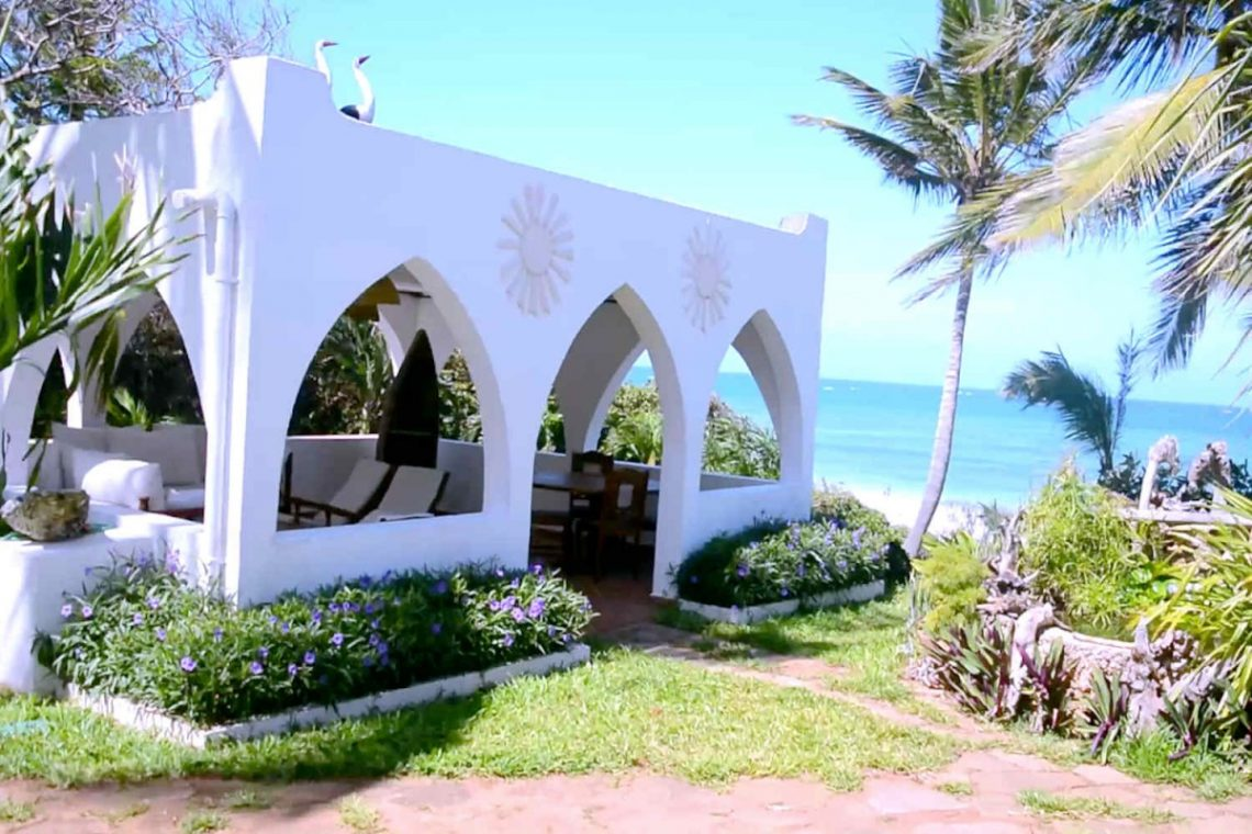 Beach villa in Kilifi Kenya 23