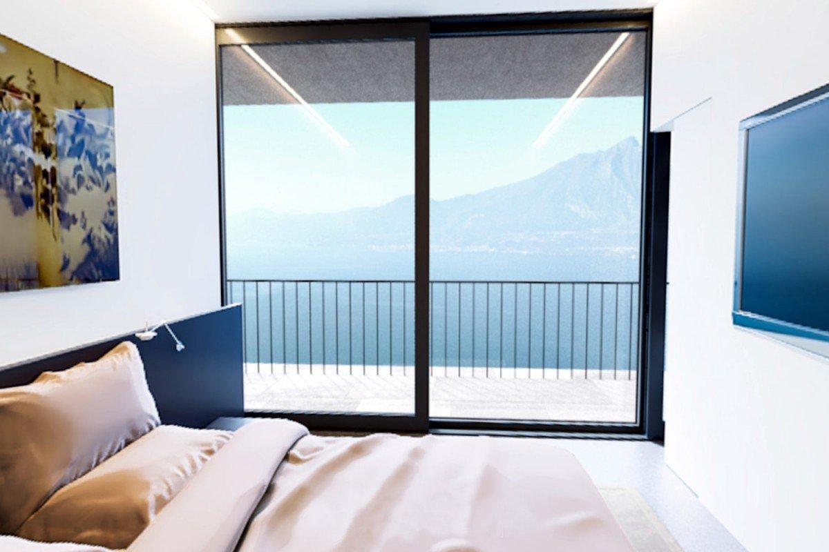Villa in Torri del Benaco for sale on Lake Garda with amazing views