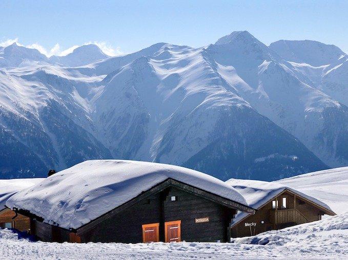 Alps-Alpen-Alpi
