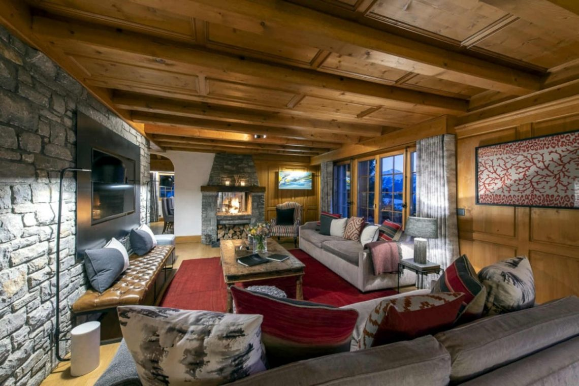 Luxury Chalet in Verbier 08