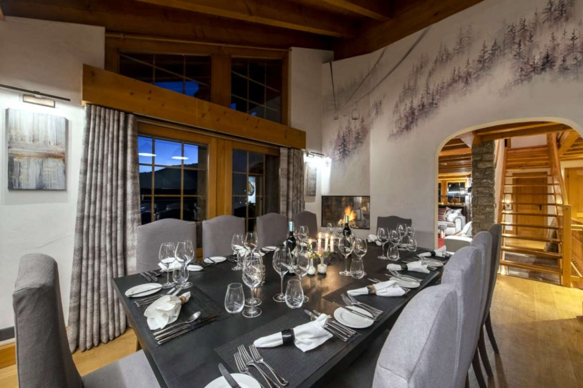 Luxury Chalet in Verbier 09