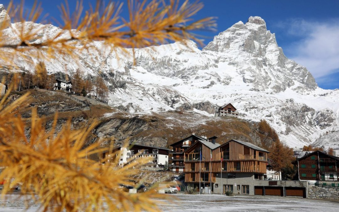 Luxury Chalet Cervinia for rent with 5 star service