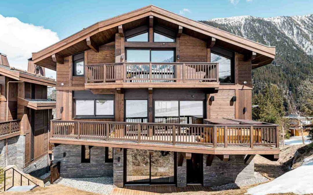 Luxury Chalet in Courchevel for Rent