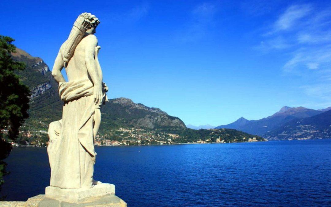 Villa Lake Como for rent in Laglio